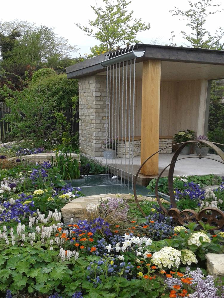 Malvern Spring Show - Show Garden - Cotswold Estates and ...